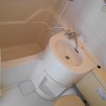 浴室&洗面台&トイレ(風呂)